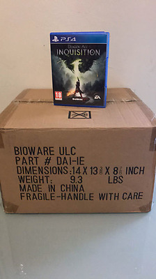 Dragon age inquisition collector's edition PS4 *NEW*