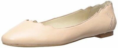 44183835a60c45 SAM EDELMAN WOMEN S Augusta Ballet Flat Light Gold Leather Size 8.5 ...