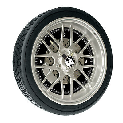 Licensed Holden LED Tyre Wall Clock