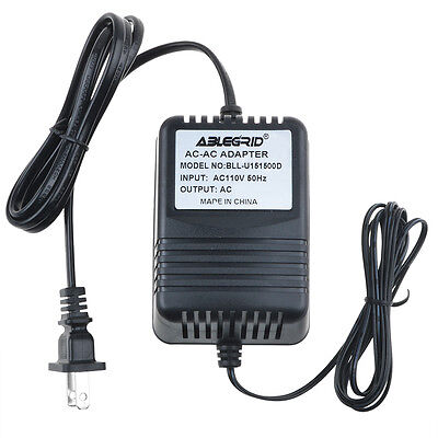 21V AC Adapter Charger For BACK2LIFE Back to Life Continuous Motion Massage