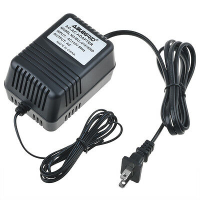 AC-AC Adapter For Back2Life A48S2101000R Therapeutic Massager Power Supply PSU