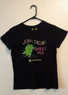 John Deere T-Shirt Juniors Medium 7-9