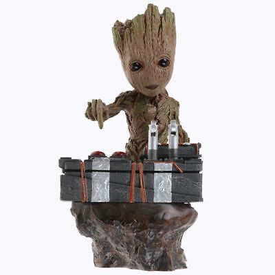 New! Guardians of the Galaxy Vol. 2 Baby Groot Action Figure Collection Gift Toy