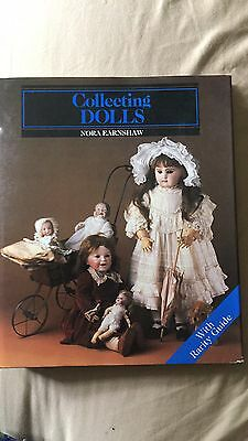 Collecting Dolls With Rarity Guide By Nora Earnshaw  Hard Hardcover