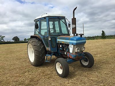 Ford 6610 Tractor