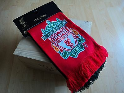 Official Liverpool FC Football Soccer Supporter Scarf The Reds EPL