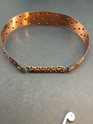 Renoir Copper Belt Mod Retro Matisse 1960