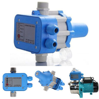 220V Automatic Electronic Control Water Pump Pressure Controller Switch ON OFF
