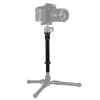 PULUZ Metal Handheld Adjustable Tripod Mount Monopod Extension Rod for Cameras