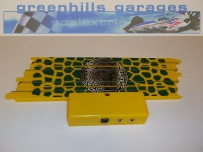 Greenhills Micro Scalextric TMNT Turtles Powerbase Straight