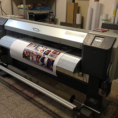 Mutoh ValueJet 1614 Druck Plotter