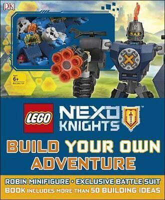 Lego Nexo Knights Build Your Own Adventure: With Minifigure and exclusive model