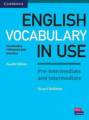 English Vocabulary in Use Pre-intermediate and Intermediate Book With Answers: V