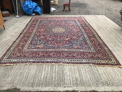 Very Large Antique Rug