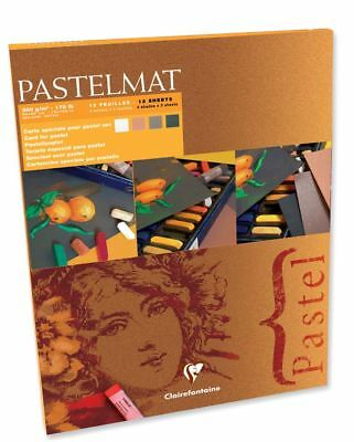 Claire Fontaine PastelMat Pads - Light, White & Dark Shades