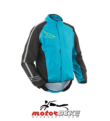Axo Giacca Impermeabile Waterproof Jacket Emergency Sheel