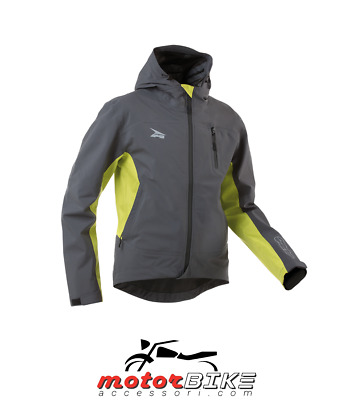 Axo Giacca Impermeabile Waterproof Jacket Peak
