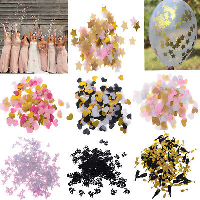 Wedding Party Sprinkle Table Scatter Confetti Balloon Party Table Decoration