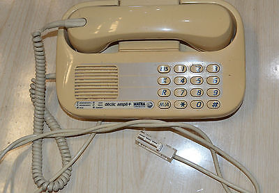 Ancien Telephone A Touche Matra