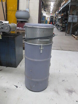 Sand Blast Enclosure 115V 1Ph Dust Collecting Assembly Tested Works Great