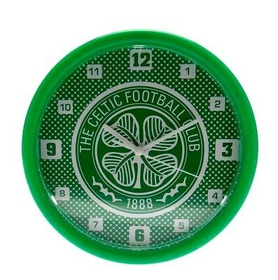 Celtic FC Official Crested Wall Clock The Celtic Football Club 1888