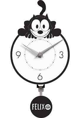 Felix the Cat: Mini Pendulum Wall Clock