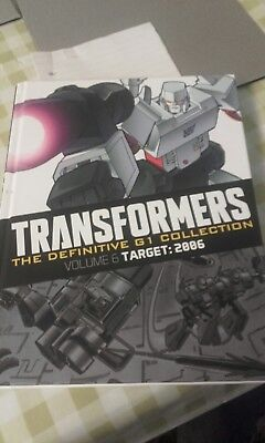 Transformers The Definitive G1 Collection Volume 6 Target 2006