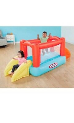 Little Tikes My First Bouncer Indoor Inflatable ~