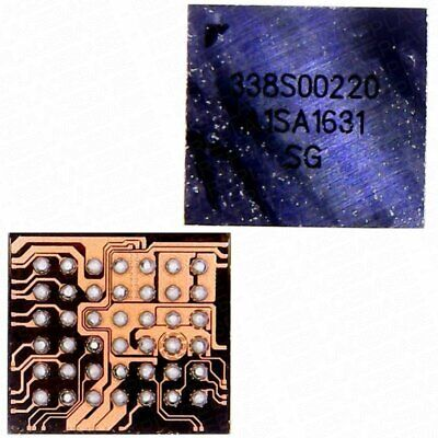 Replacement Small Audio IC 338S00220 Chip For Apple iPhone 7 7+ Plus Repair Part