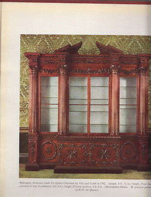Important SET Rare Dictionary of English Furniture. 1954 w0w+   BEAUTY + BIG