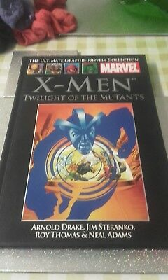 x men twilight of the mutants
