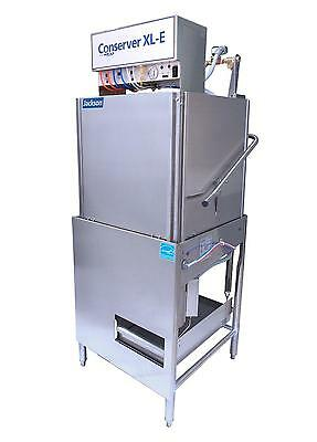 Jackson WWS CONSERVER XL-E Conserver Low Temperature Dishwasher 39 Racks/hr