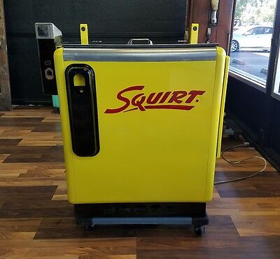 Ideal 55 Slider Embossed Squirt Machine Restored RARE