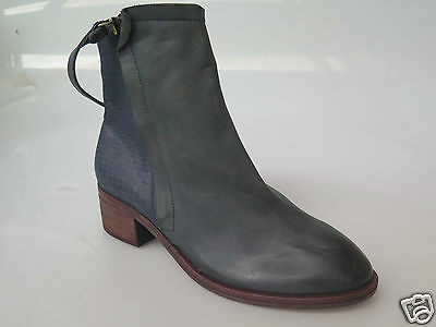 Sale price - Silent D - new ladies leather ankle boot size 37 #86