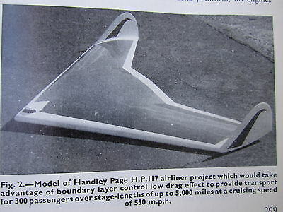 Aeronautic Engineering Aircraft Vintage Airplane Design Military Commercial 1960