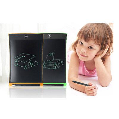 "AU 8.5/12""LCD Handwriting Board With Pen Electronic Writing Pad Drawing Tablet"