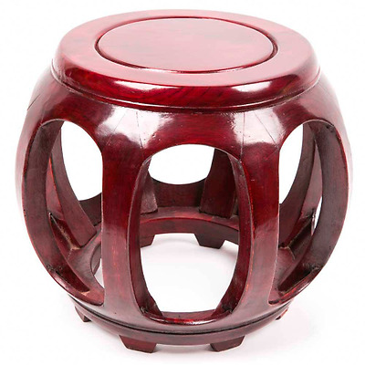 Stool Chinese Furniture Seat Chair Small Sidetable Rosewood Oriental Asian