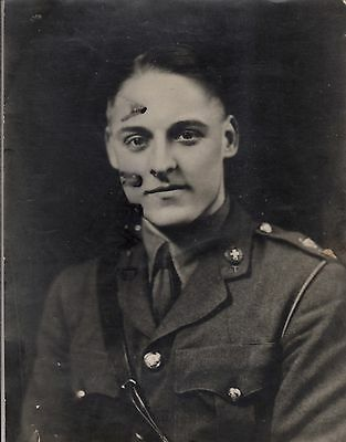 Officer Northants 4th Battalion Northamptonshire Regiment