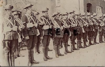 Soldier Volunteer Battalion ? SWB South Wales Borderers Slade Wallace equipment