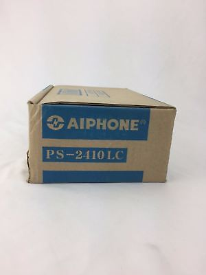 NEW Aiphone PS-2410LC 24V DC 2Amp Power Supply Replaced by PS-2420UL AX, GT, JM