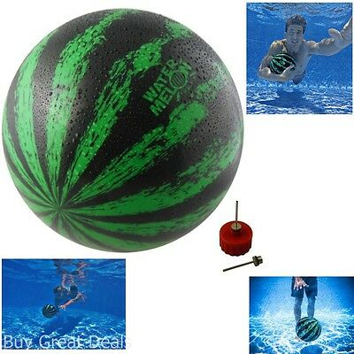 Intex pool volleyball game inflatalbe floating swimming - Watermelon ball swimming pool game ...