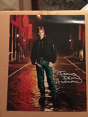MACGYVER RICHARD DEAN ANDERSON autographed picture HAND SIGNED 8x10 COA