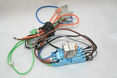 finder relay and base type 94.74 ref 608A