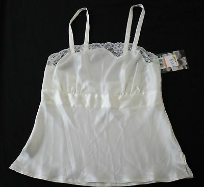 Cinema Etoile, Small, Ivory Camisole, New with Tags