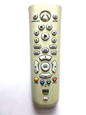 xbox 360 media remote instructions