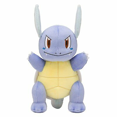 Pokemon center original Plush Stuffed Doll Wartortle