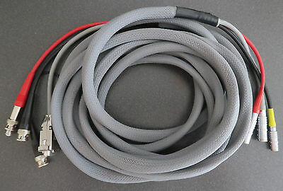 target iSPEC plus cable set for HPGe detector, length 5 m