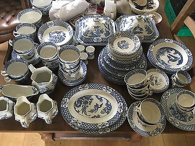 "Wood & Sons ""Yuan"" Pattern Tea & Dinner service Various items to select from"