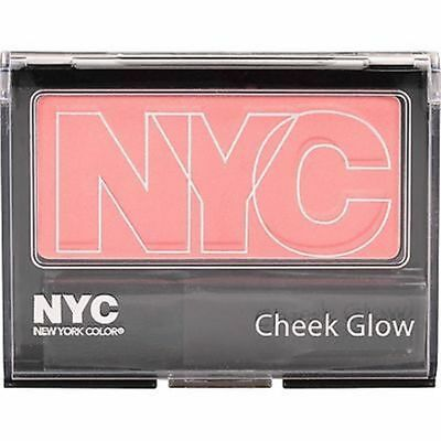 NYC Cheek Glow Powder Blush - Choose Your Shade - Sealed - 8.1g