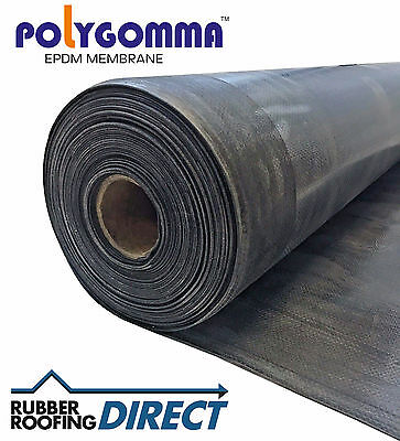 Epdm Rubber Roofing Membrane For Flat Roofs